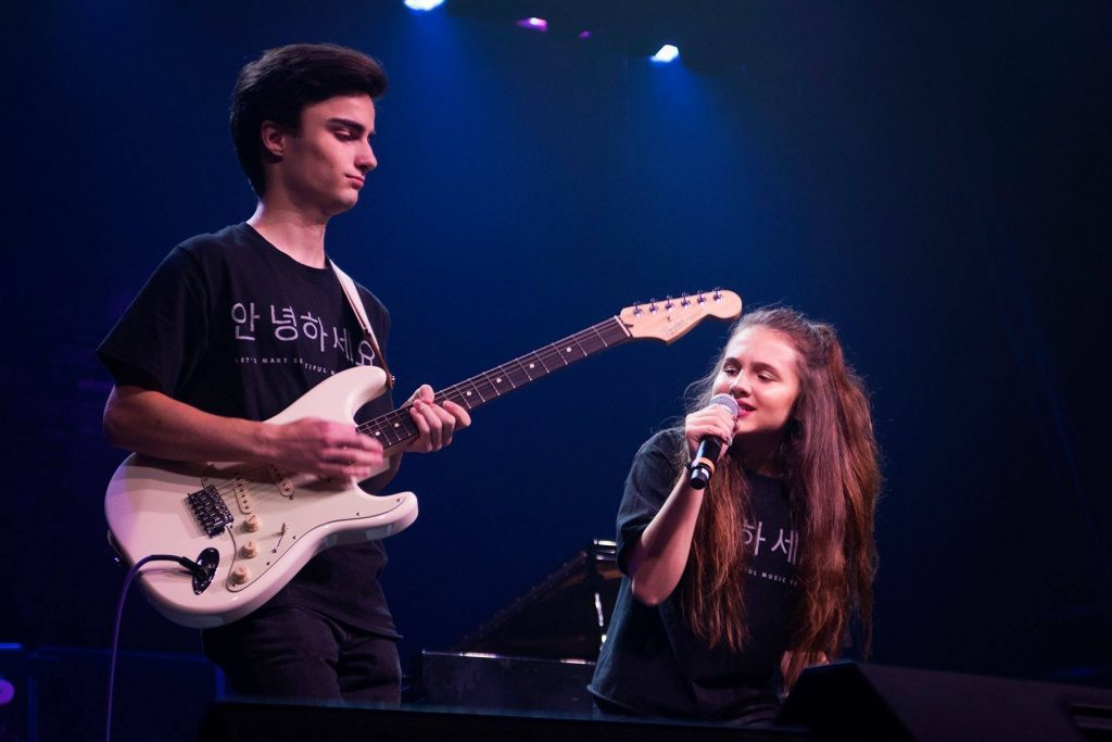 The Piano Cottage set to rock Wealthy Theatre with youthful talent, exuberance