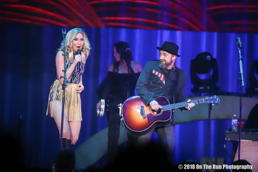 Week-in-Review Concert Images: Sugarland, 1978 Tribute, Pack Sounds, Sparta Celtic Fest