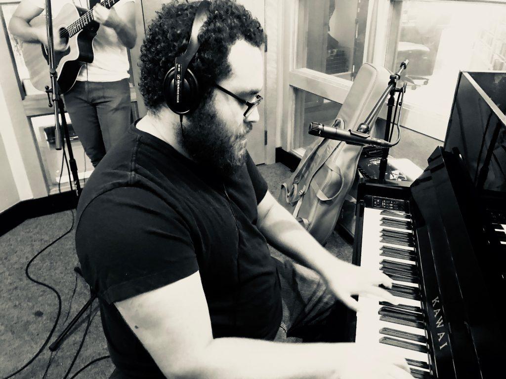 Benjaman James' funk, jazz, hip hop and pop 'convergence