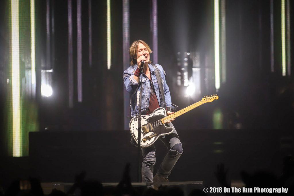 Good Thing Keith Urban At Van Andel Arena Photo Eric Stoike