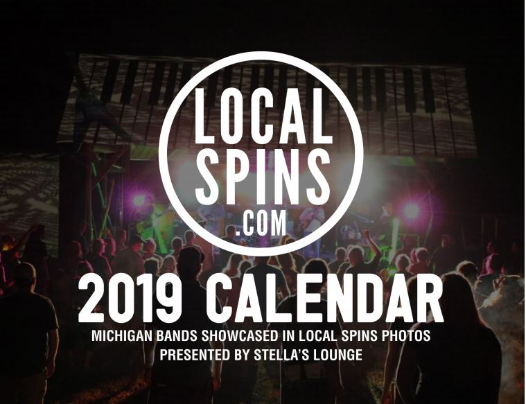 Local Spins 2019 Calendars bigger, better: 30 Michigan bands in photos, 80-plus festival dates