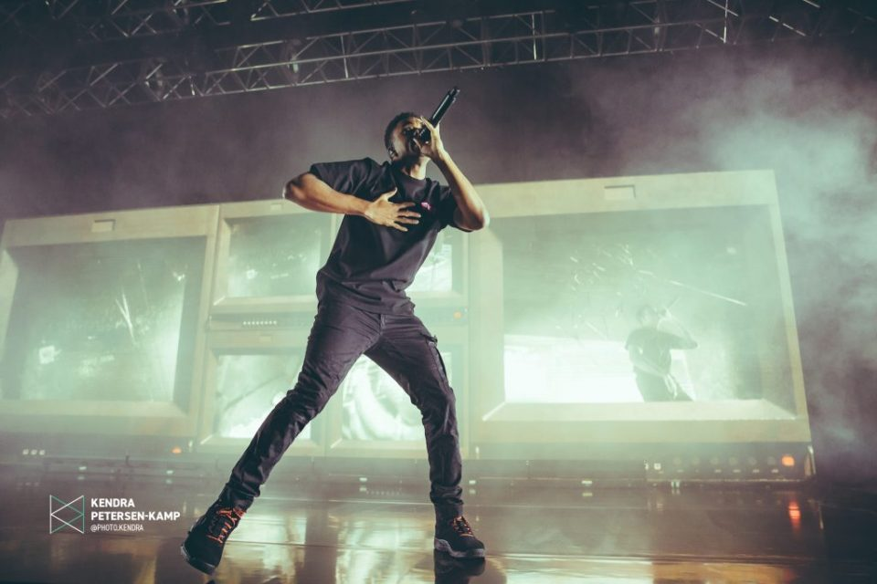 Vince Staples lifts up 20 Monroe Live (Review, Photos