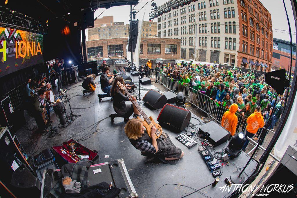 Celtic Joy: St. Patrick's revelry at Irish on Ionia, Flanagan's, Quinn & Tuite's, One Trick Pony