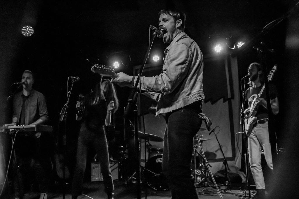 Michigan Album Reviews: Jack Droppers & The Best Intentions, Aquaerials, Kaitlin Rose, North Carolines