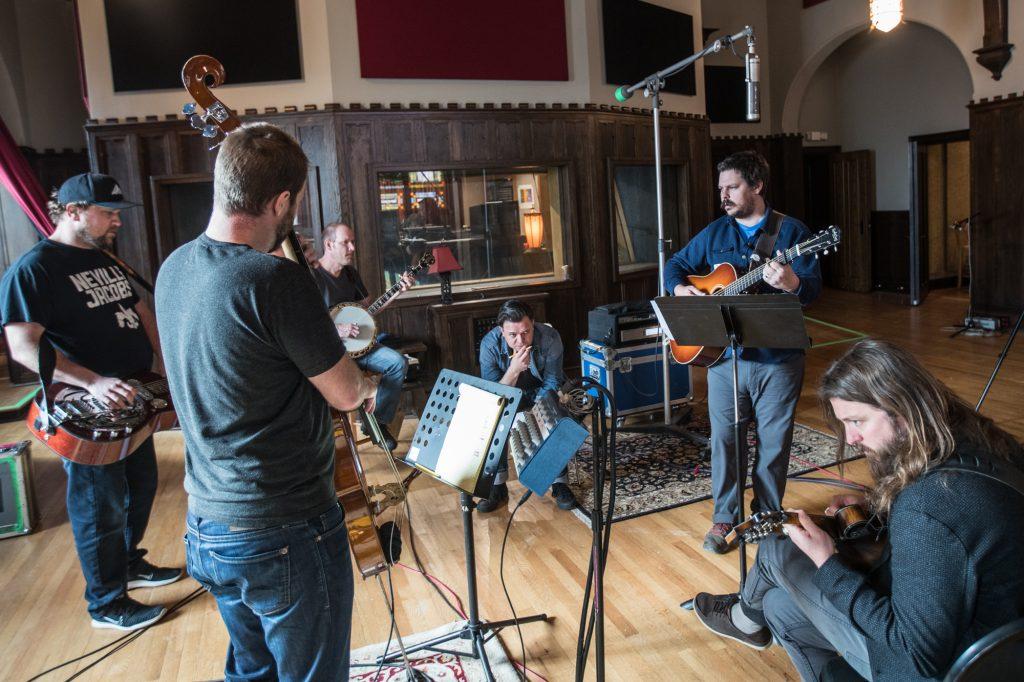Jack White bassist to coveted producer: Dominic John Davis