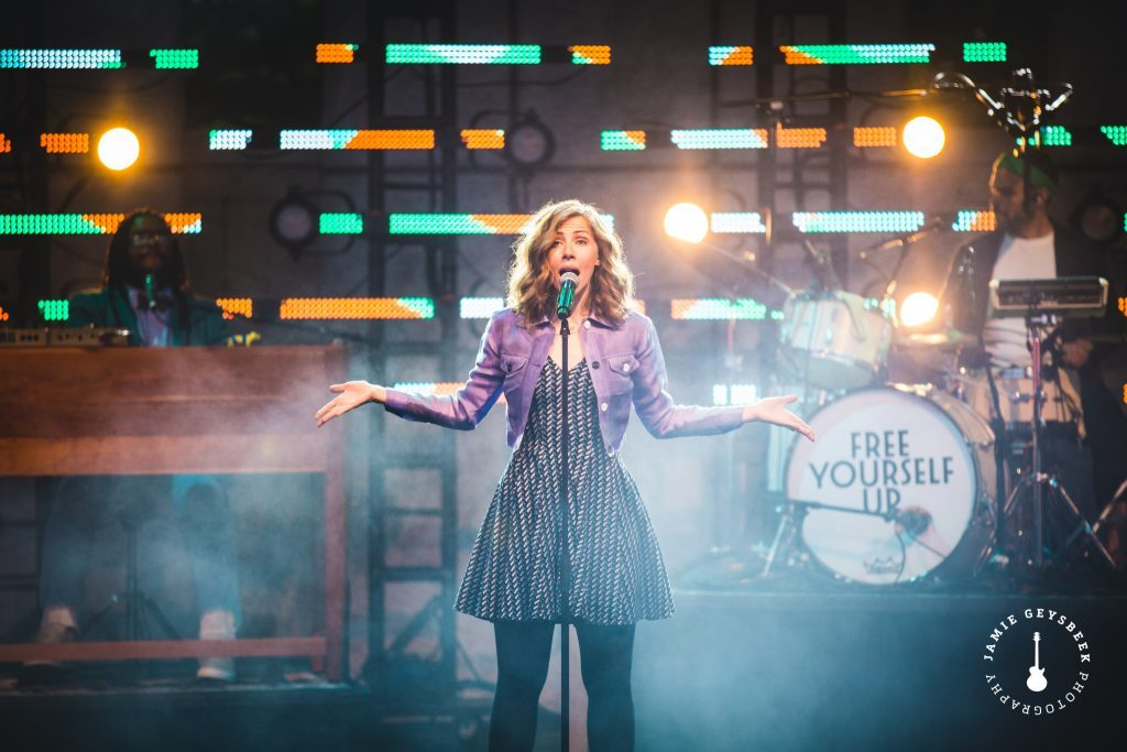 Lake Street Dive, The Wood Brothers 'free up,' fire up Grand Rapids fans