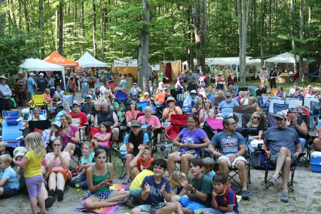Beaver Island Music Festival: Off-the-grid, magical positivity back for 2019