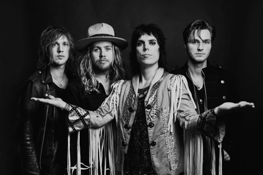 The Struts relish 'Young and Dangerous' role, pressure to conquer studio and stage