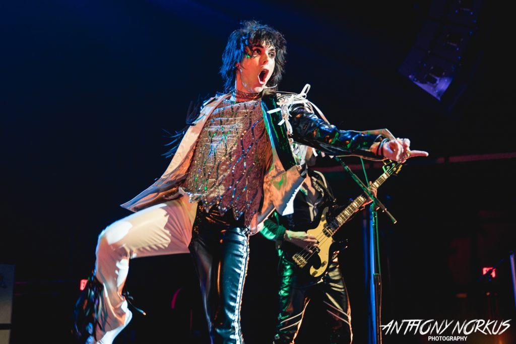 The Struts strut, Juice Wrld parties, George Clinton funks it up and more: Photos