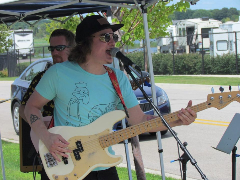 Cosmic Knot wins Grand Haven's 2019 Walk the Beat - Local Spins
