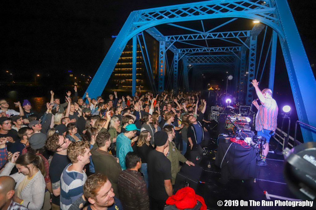 The Head and The Heart, Laith Al-Saadi, EOTO, Turnover, Blue Bridge Amplified: Photo Recap