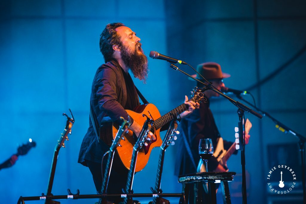 Iron & Wine, Calexico roll out masterful set in season's final Meijer Gardens show