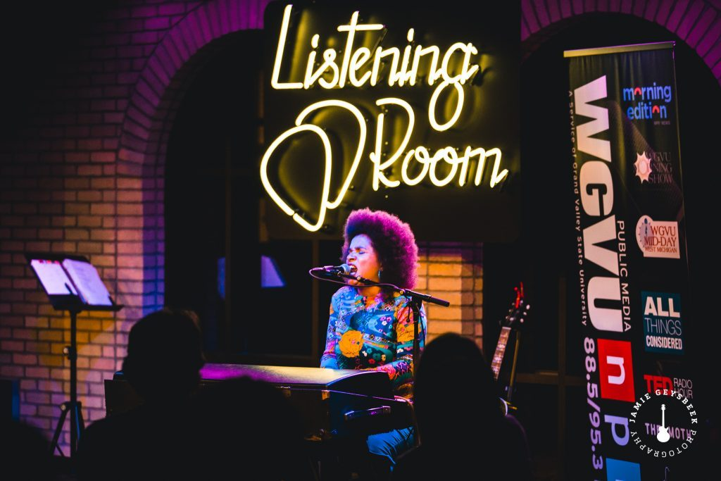 Grand Rapids' new Listening Room gets high marks in opening-night concert starring Molly