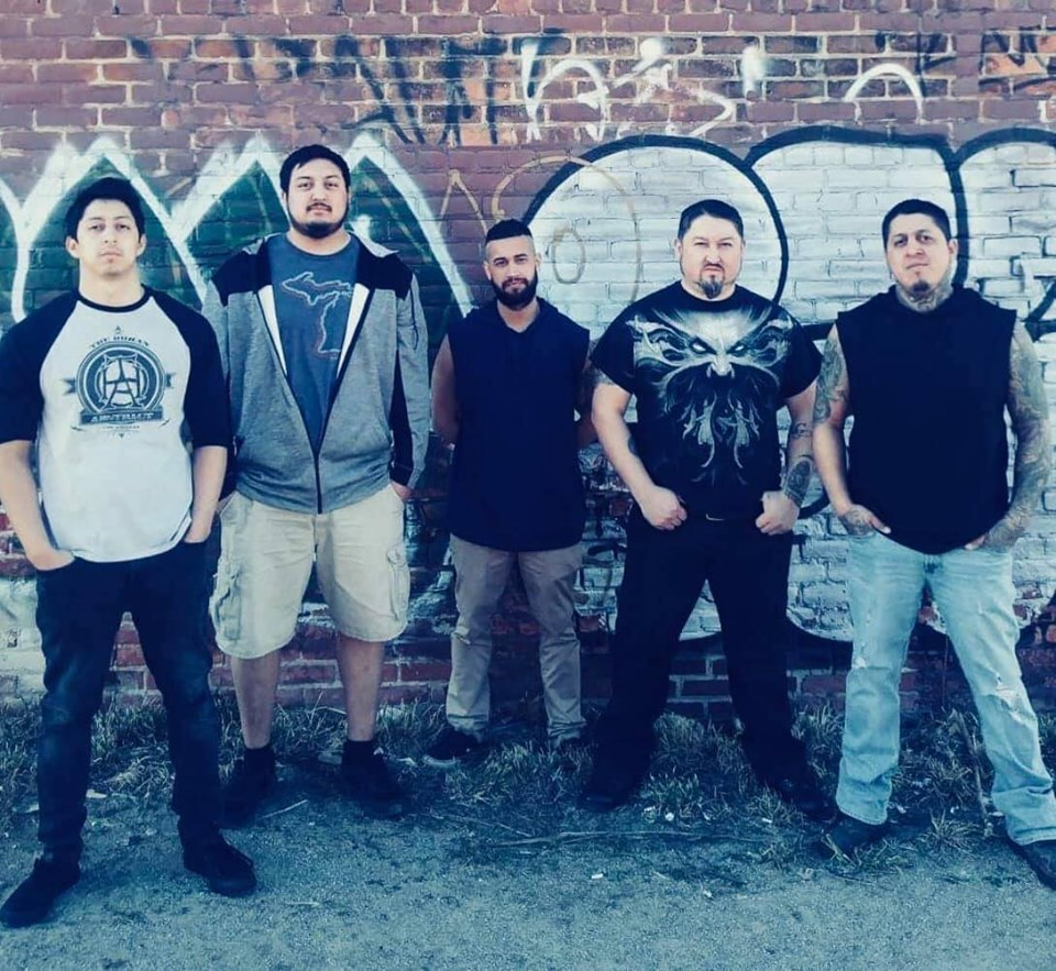 Holland metal band Don the Pariah's vehicle, $15,000 in gear stolen after gig