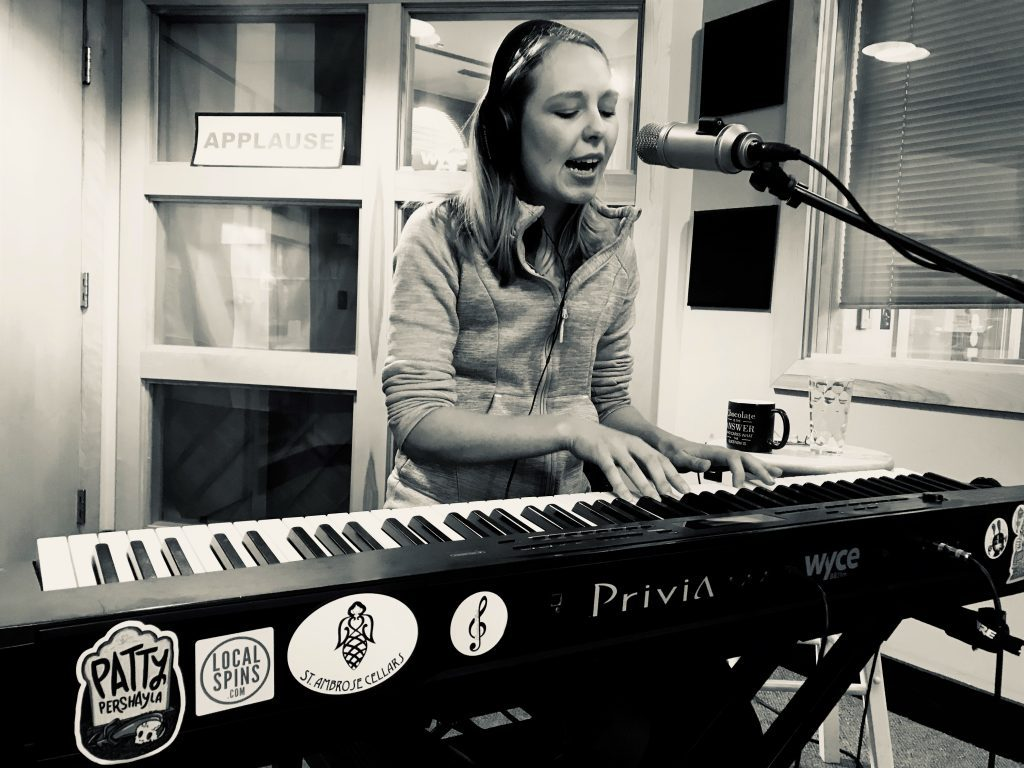 The polished piano pop of Sandra Effert's 'River Rocks': Local Spins on WYCE
