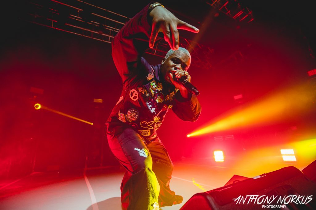 X Ambassadors, Goo Goo Dolls, Simple Plan, A$AP Ferg, Seratones: Concert Photo Recap