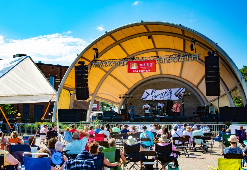 Kalamazoo Blues Festival to return in 2020, likely moving to baseball stadium