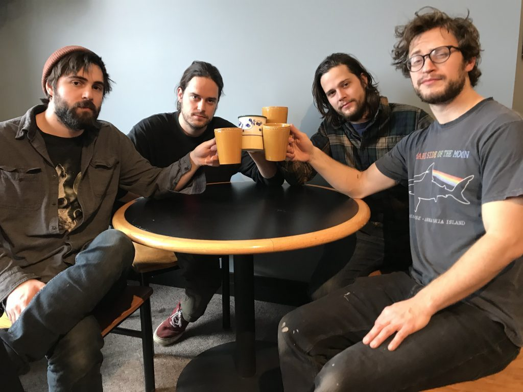 Remnose unfurls 'up north' vibe in-studio, plus new music by Legal Immigrants, Tony Halchak