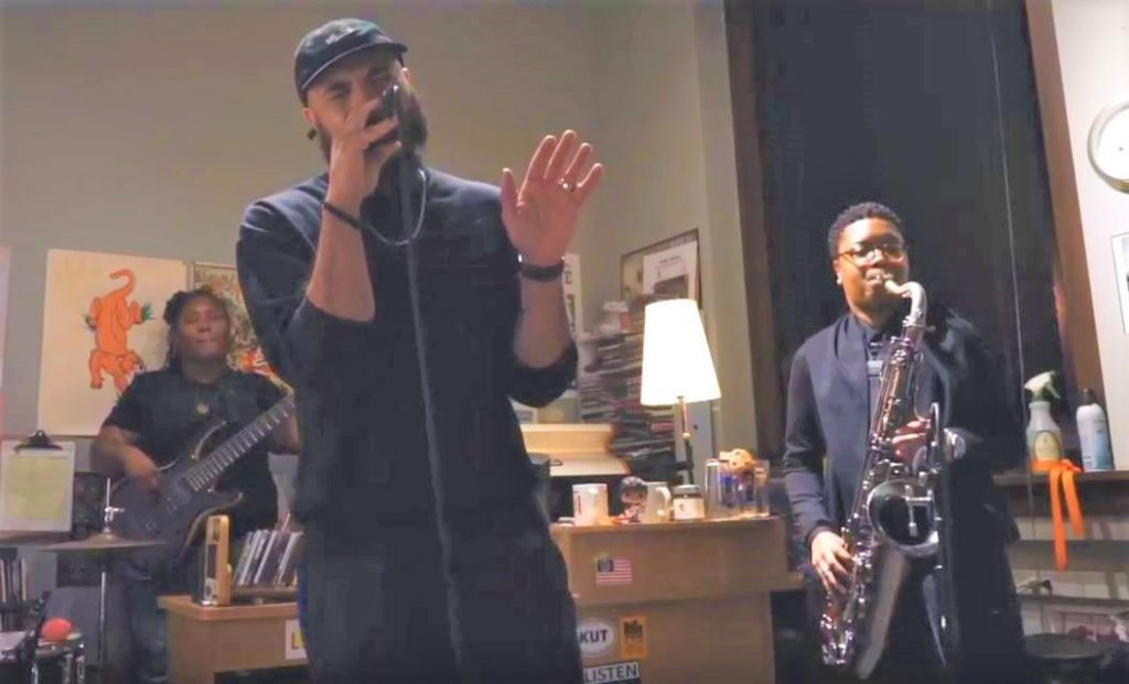 Michigan musicians keep the faith with video entries in NPR's 2020 Tiny Desk Contest
