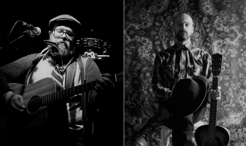Dutch Connection: The 'dark country' pairing of Stovepipe Stover and Silas J. Dirge