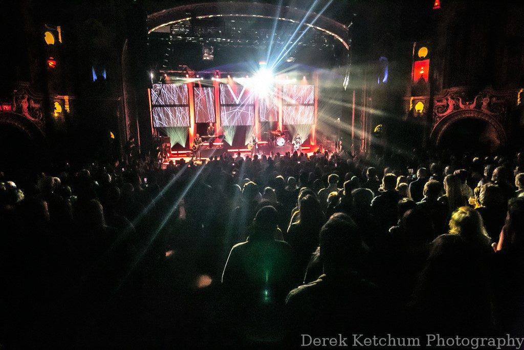 Kalamazoo State Theatre showcased in uplifting new Goo Goo Dolls video