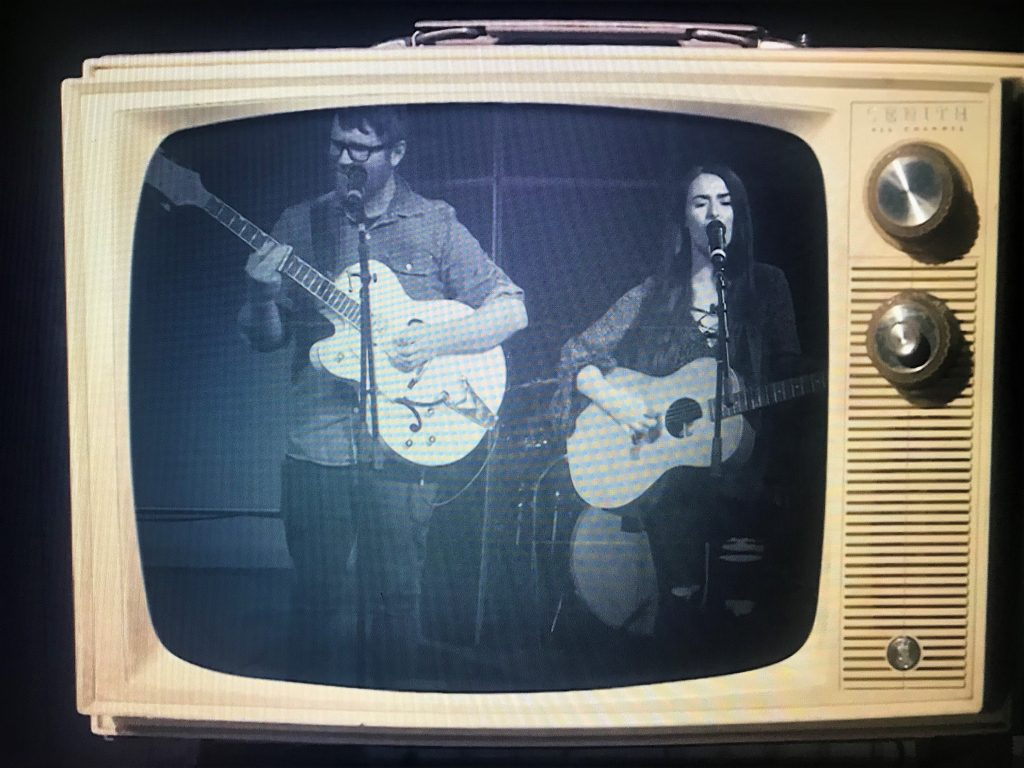 Videos of the Week: Elevator a GoGo's The Young Fables; VPO's garage symphony