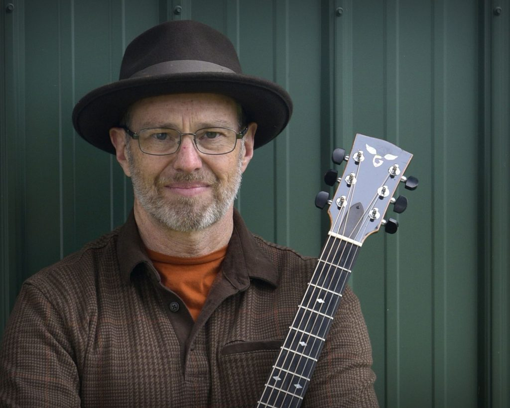 Feted Michigan songwriter Andy Baker taps eclectic, heart-moving milieu for new album