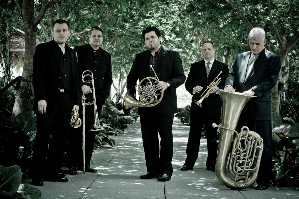 Boston Brass teams up with Ramsdell Theatre for rare West Michigan concert, live-stream