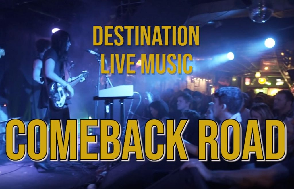 'Comeback Road' video series to spotlight shuttered West Michigan concert venues