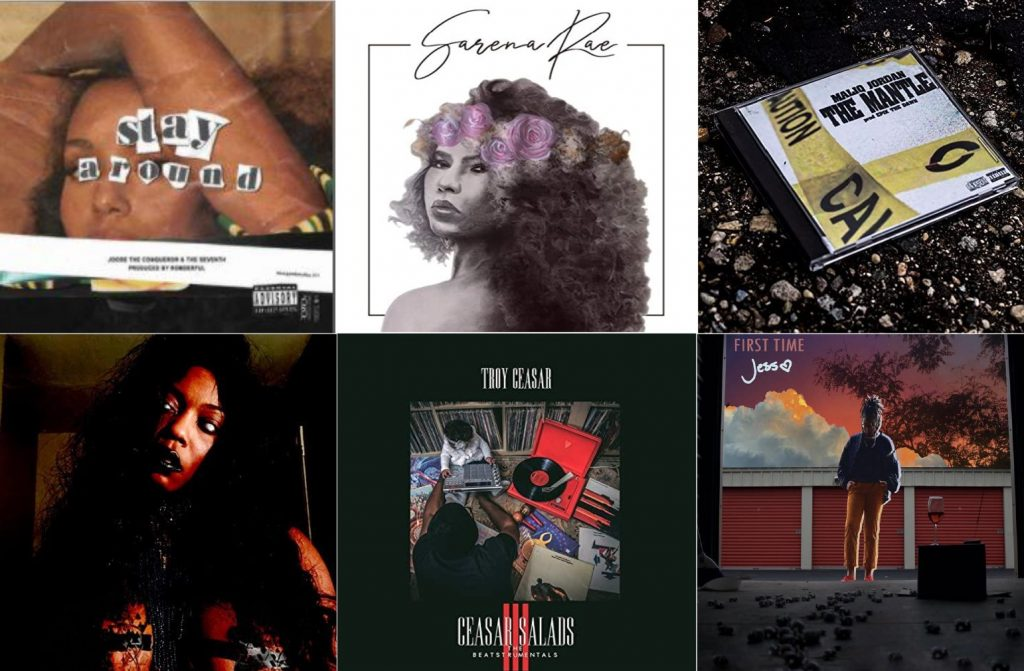 Juneteenth Rewind: The 'Black Music Matters' Top 20 Playlist of Emerging W. Michigan artists