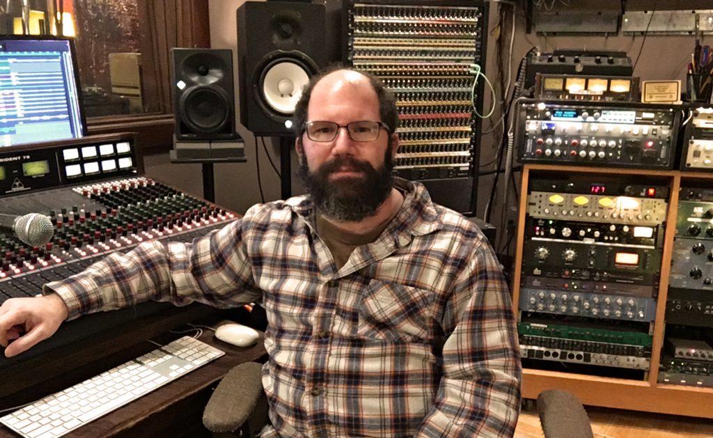 Ian Gorman @ The Musicians' Soundboard: Versatility as a survival tool during COVID