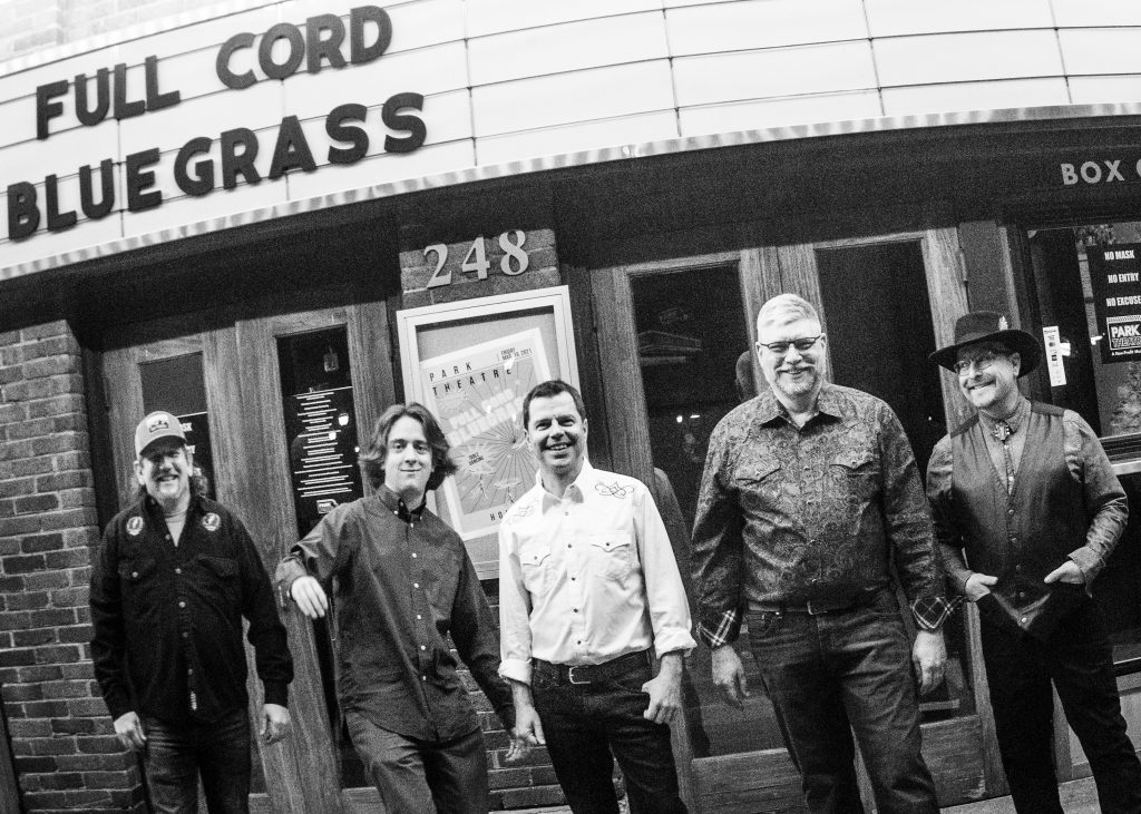 Full Cord adds banjo, more musical collaboration for dynamic new bluegrass vibe
