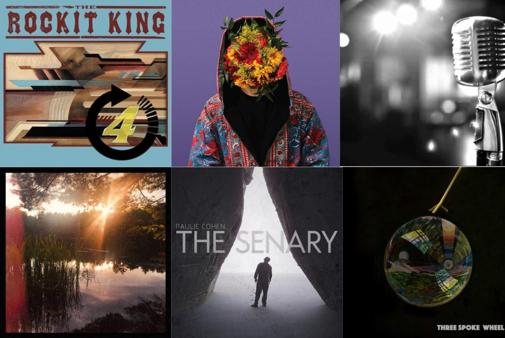 Album Reviews: Rockit King, Alfie DaGreat, Chris Cranick, Eli Kahn, Paulie Cohen & more