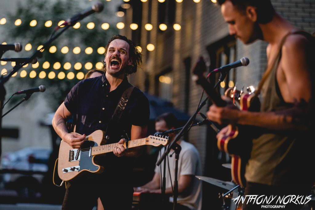 Jack Droppers & The Best Intentions grapple with faith, love, parenthood & rock 'n' roll art