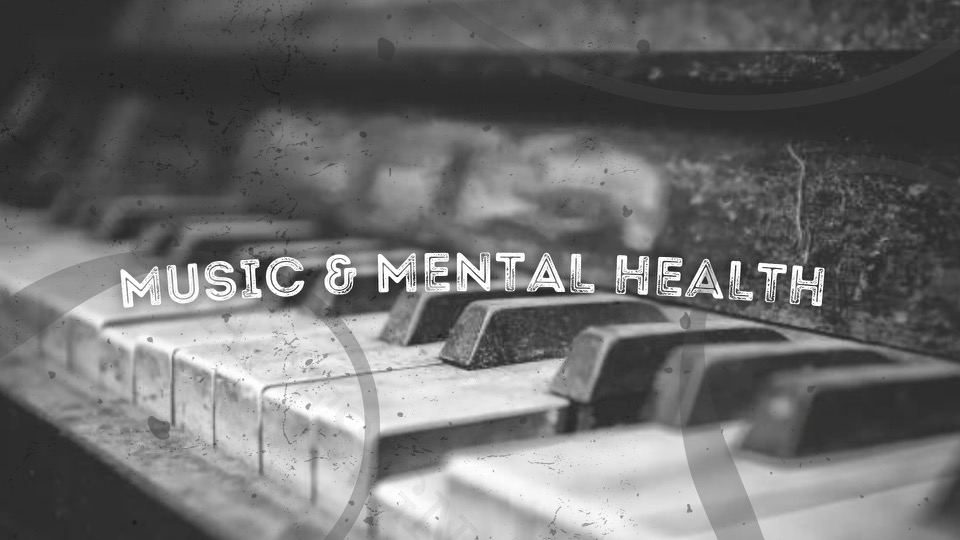 Musicians' and Roadies' Lament: Anxiety, distress and the battle for mental health