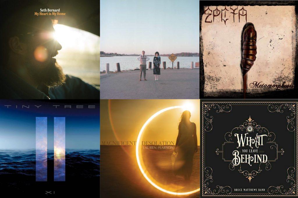 Album Reviews: Seth Bernard, Tiny Tree, Bruce Matthews, EPCYA, Matthew Milia & more