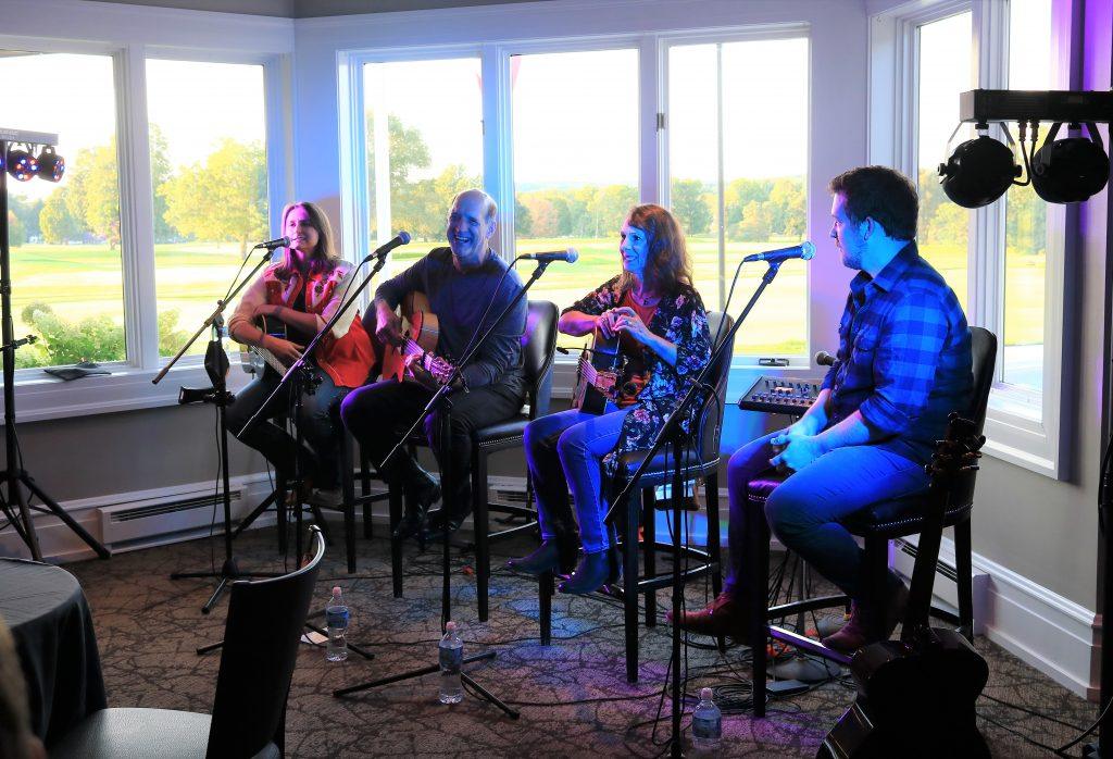Tales and anecdotes aplenty lift first night of West Michigan Songwriter's Festival